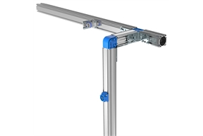 Aluminium piping for compressed air and fluids distribution  | Teseo